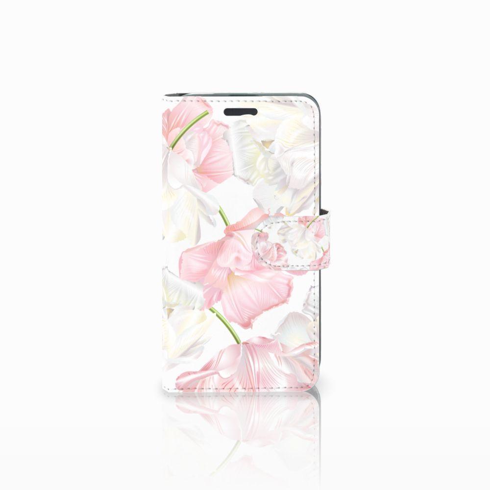 Acer Liquid Z520 Boekhoesje Design Lovely Flowers