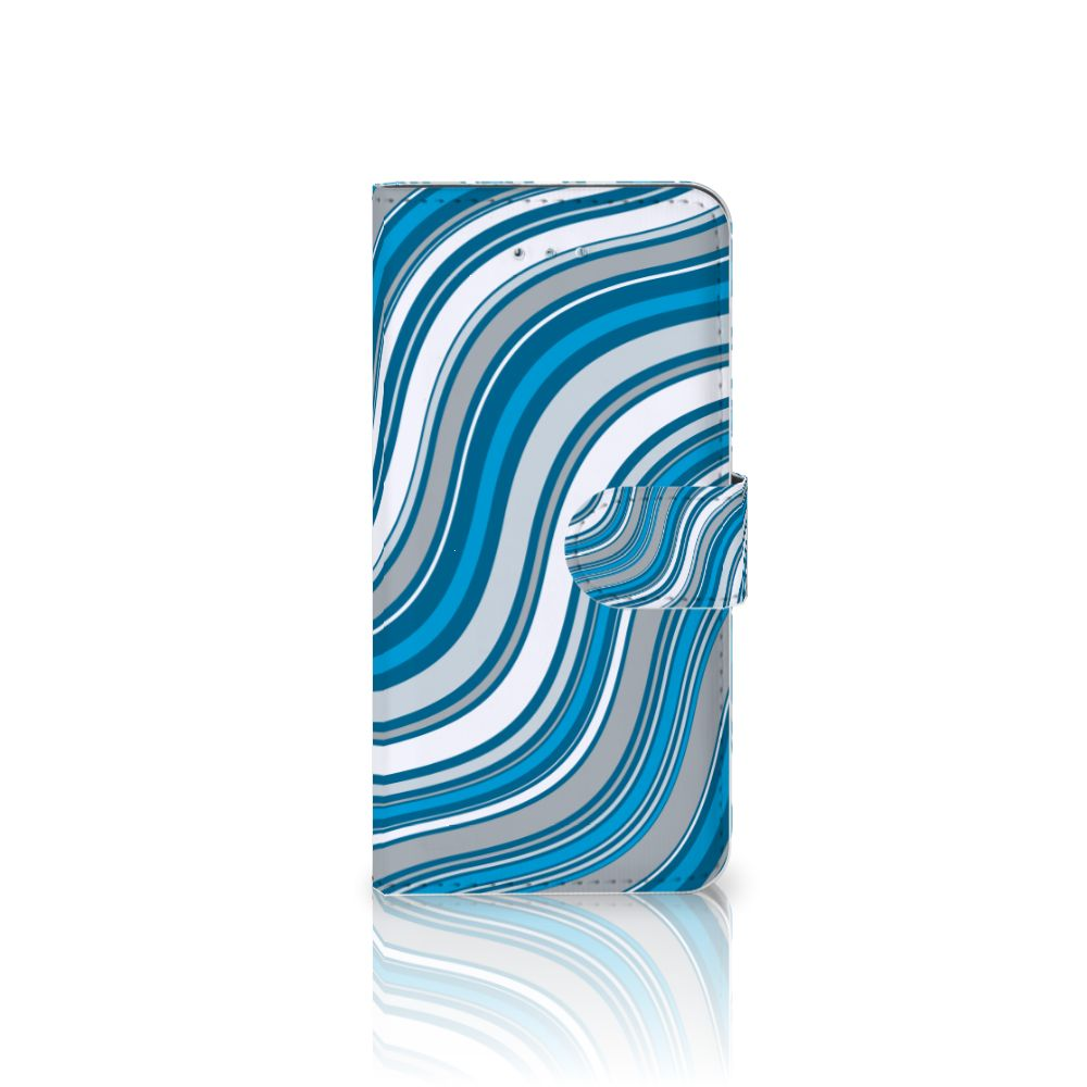 Honor 4A | Y6 Telefoon Hoesje Waves Blue