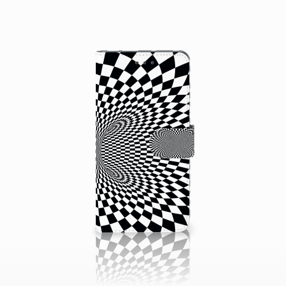 Huawei Mate 8 Boekhoesje Design Illusie