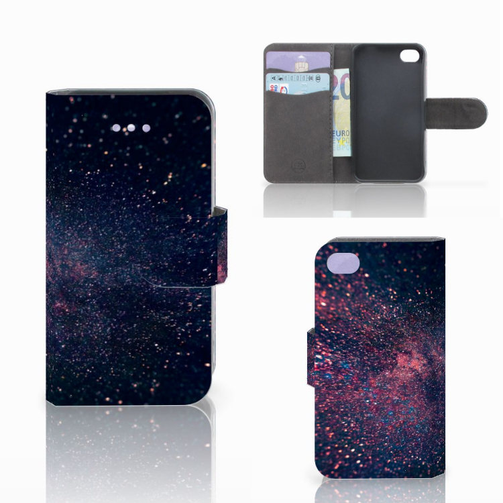 Apple iPhone 4 | 4S Bookcase Stars