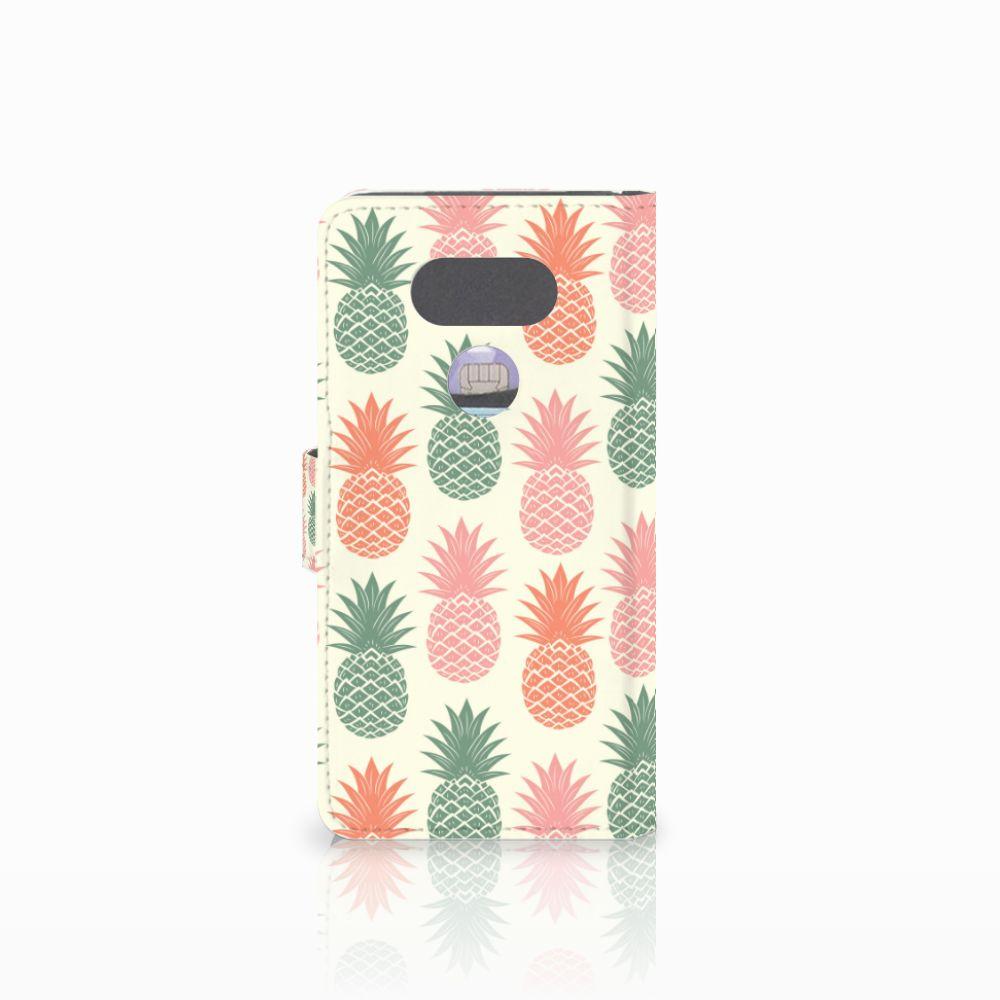 LG G5 Book Cover Ananas
