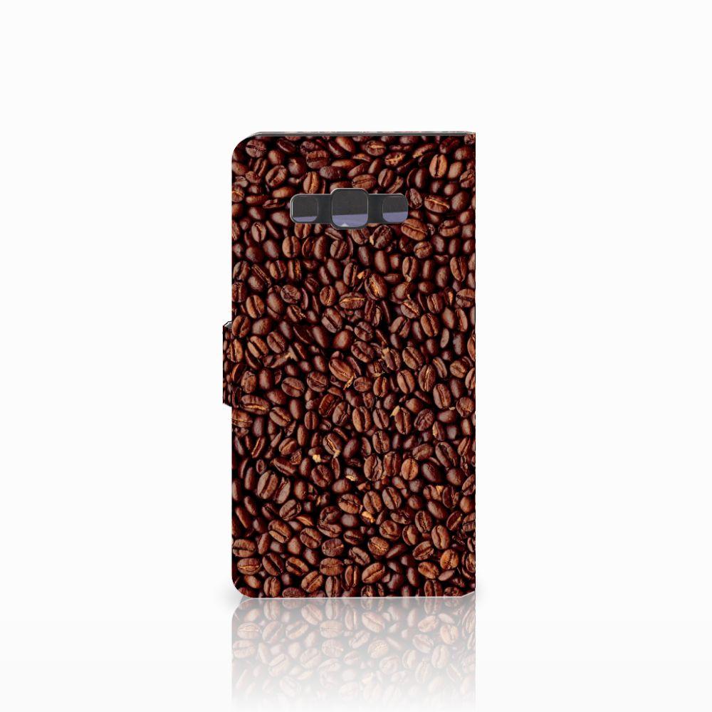 Samsung Galaxy A7 2015 Book Cover Koffiebonen