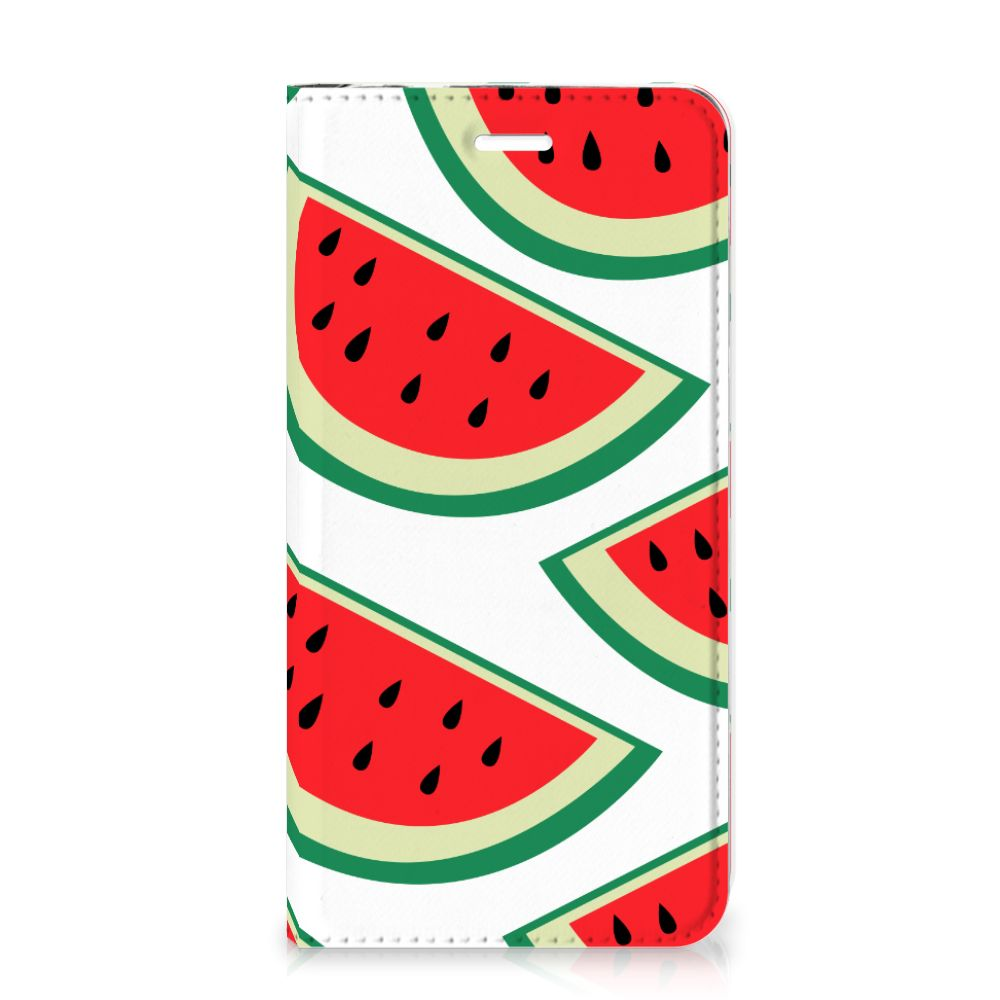 Huawei P8 Lite 2017 Flip Style Cover Watermelons