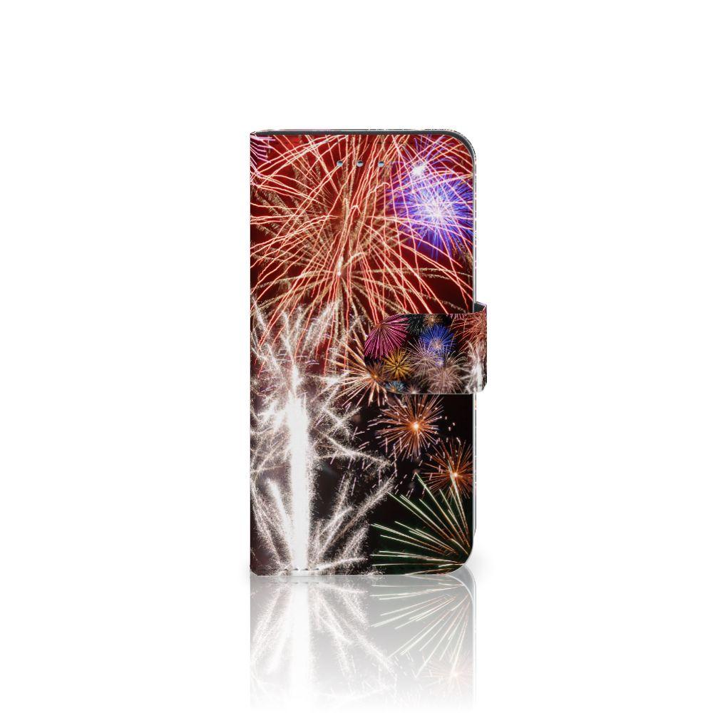 Samsung Galaxy S6 | S6 Duos Boekhoesje Design Vuurwerk