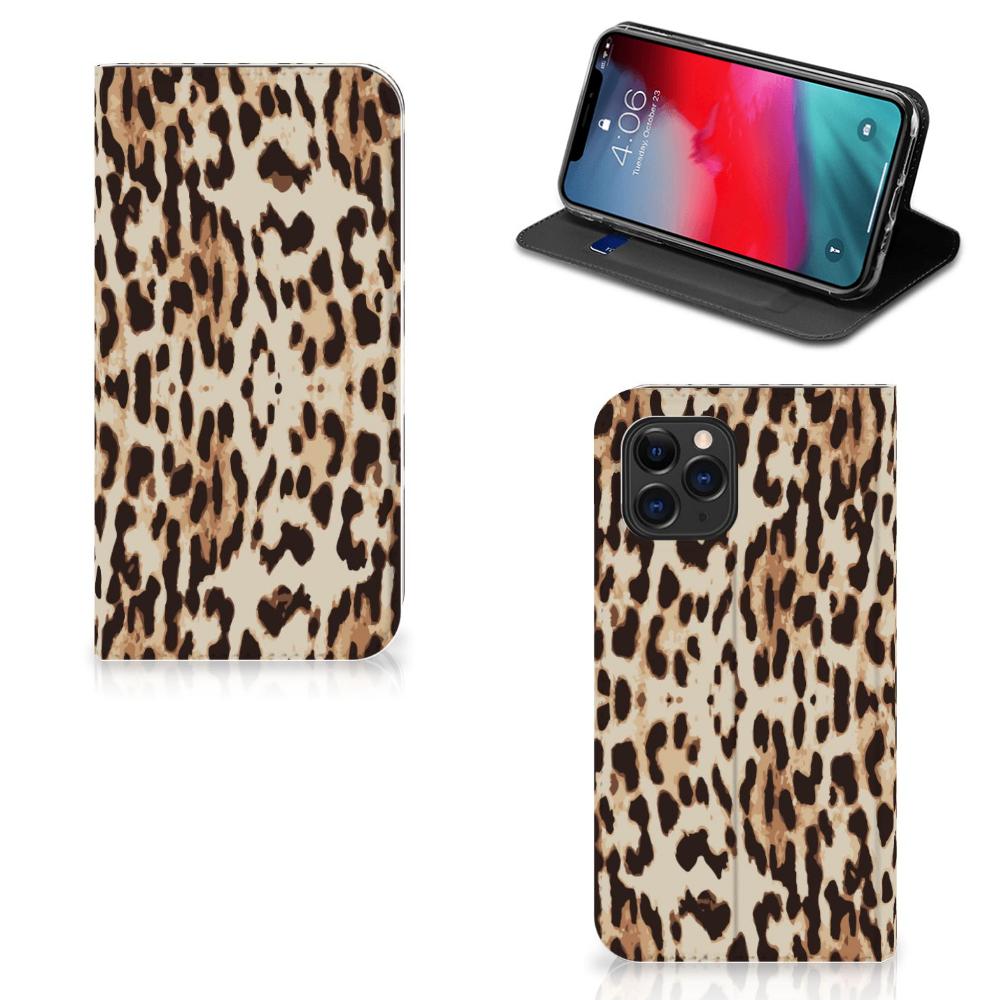 Apple iPhone 11 Pro Hoesje maken Leopard