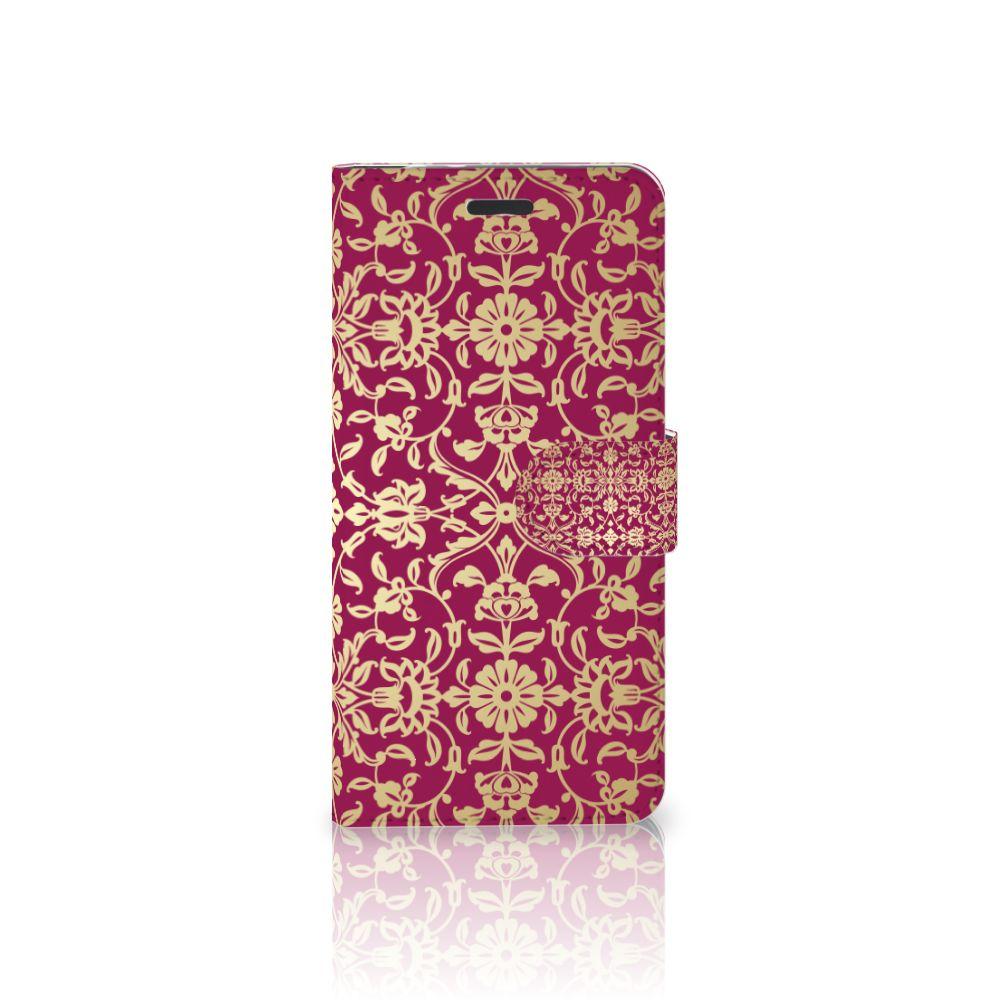 Motorola Moto Z Boekhoesje Design Barok Pink