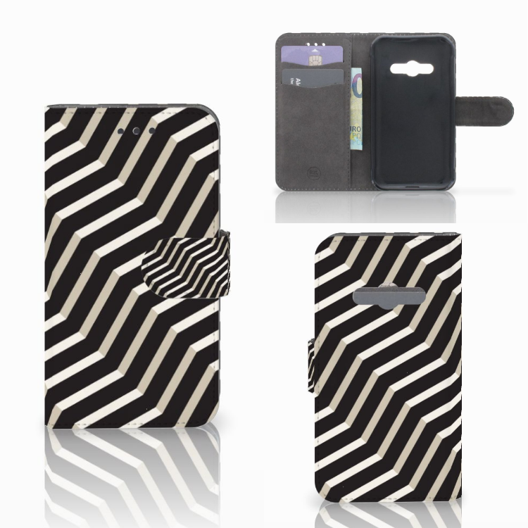 Samsung Galaxy Xcover 3 | Xcover 3 VE Bookcase Illusion