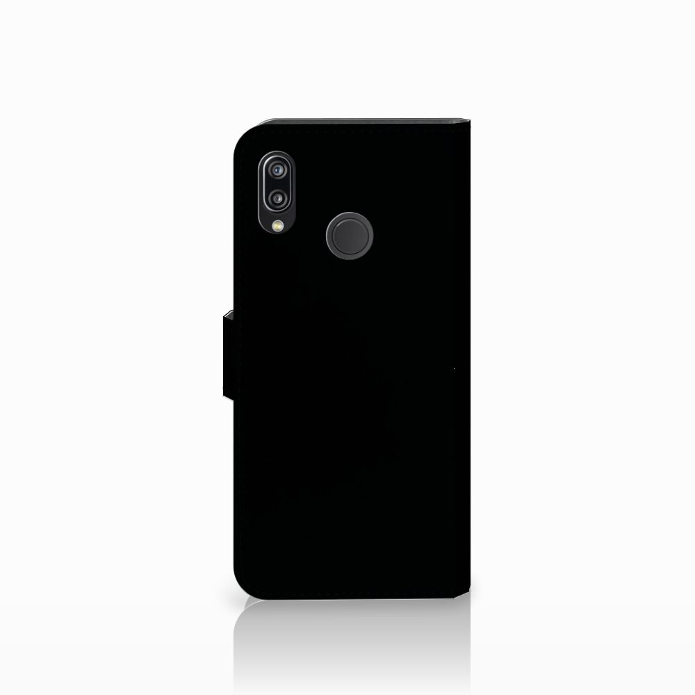 Huawei P20 Lite Book Cover Whiskey