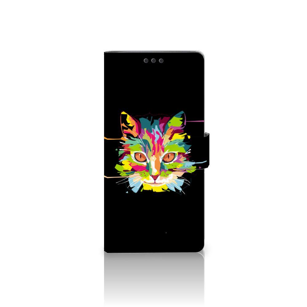 Sony Xperia XA Ultra Leuke Hoesjes Cat Color
