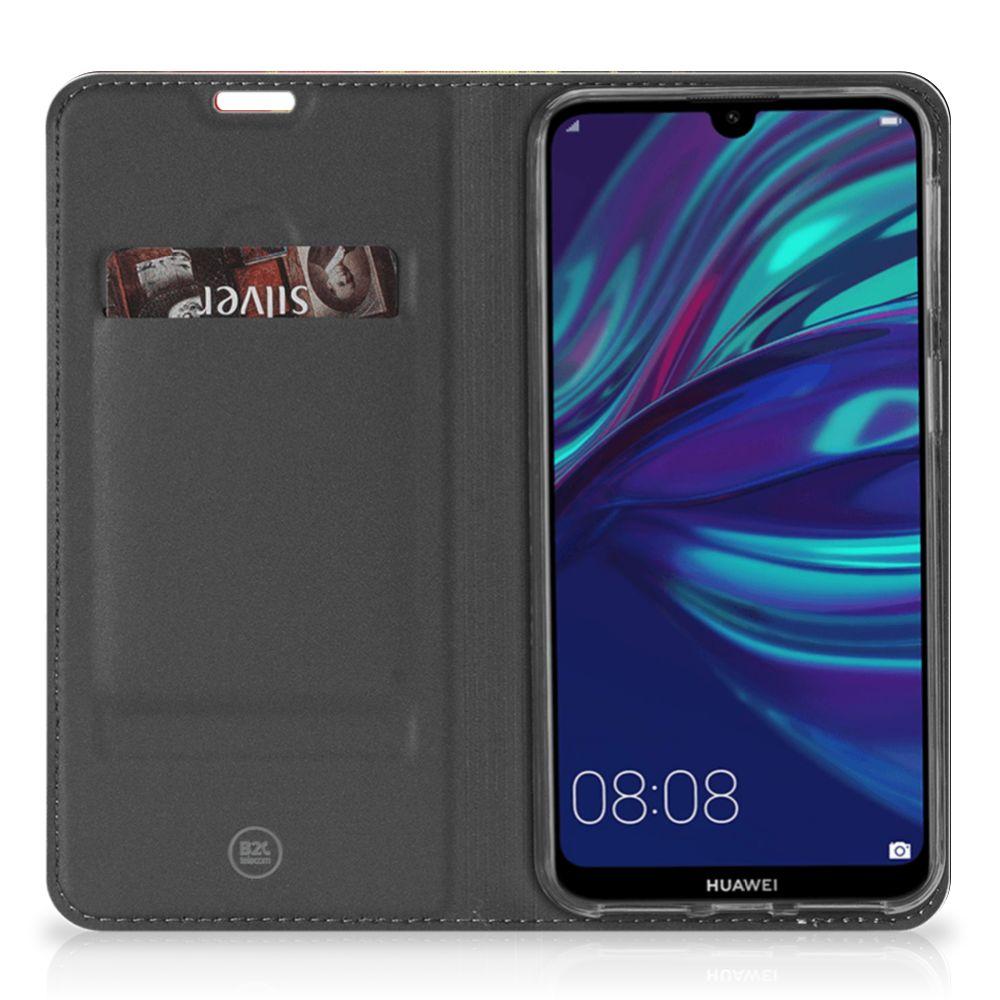 Huawei Y7 hoesje Y7 Pro (2019) Standcase België