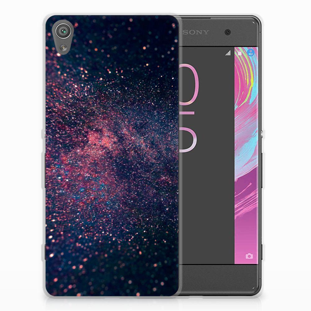 Sony Xperia XA | XA Dual TPU Hoesje Stars