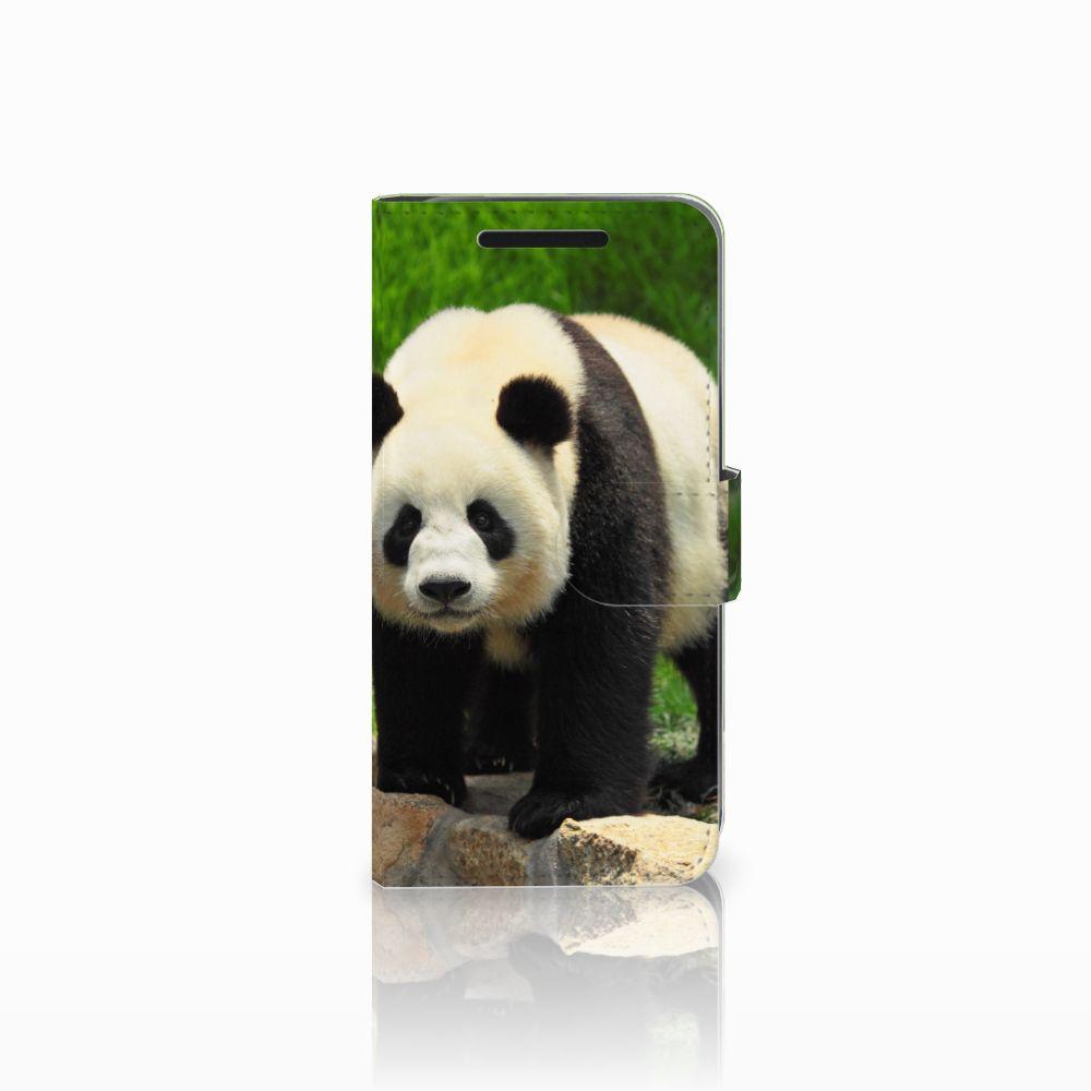 HTC One M9 Boekhoesje Design Panda