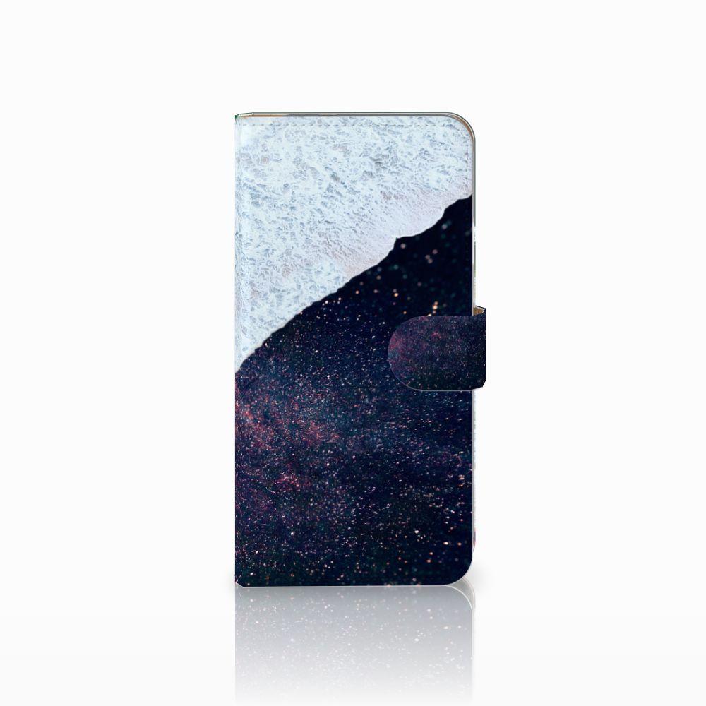 Google Pixel XL Bookcase Sea in Space