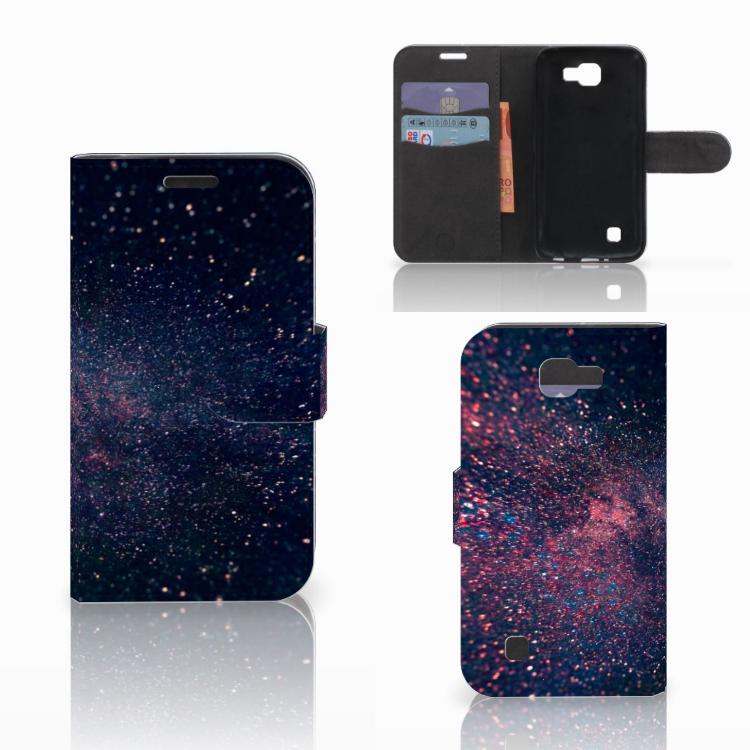 LG K4 Bookcase Stars
