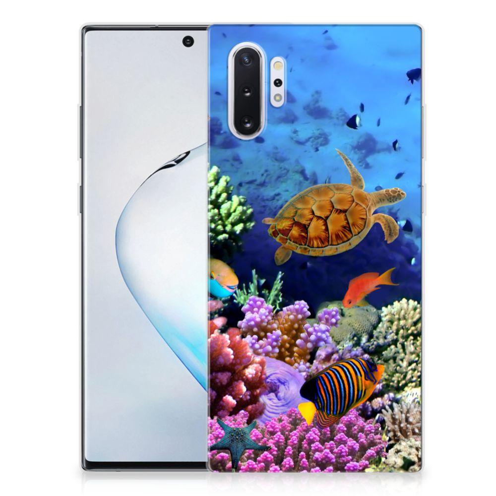 Samsung Galaxy Note 10 Plus Back Case Vissen