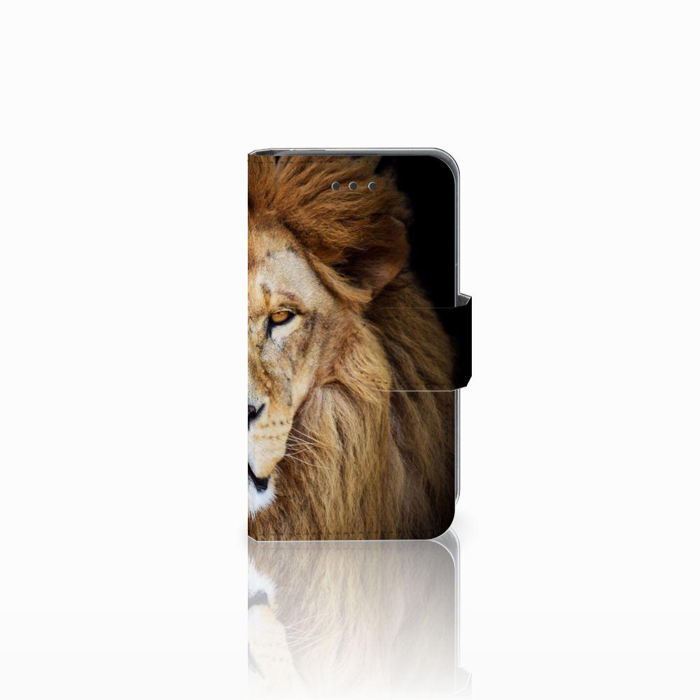 Nokia Lumia 530 Boekhoesje Design Leeuw