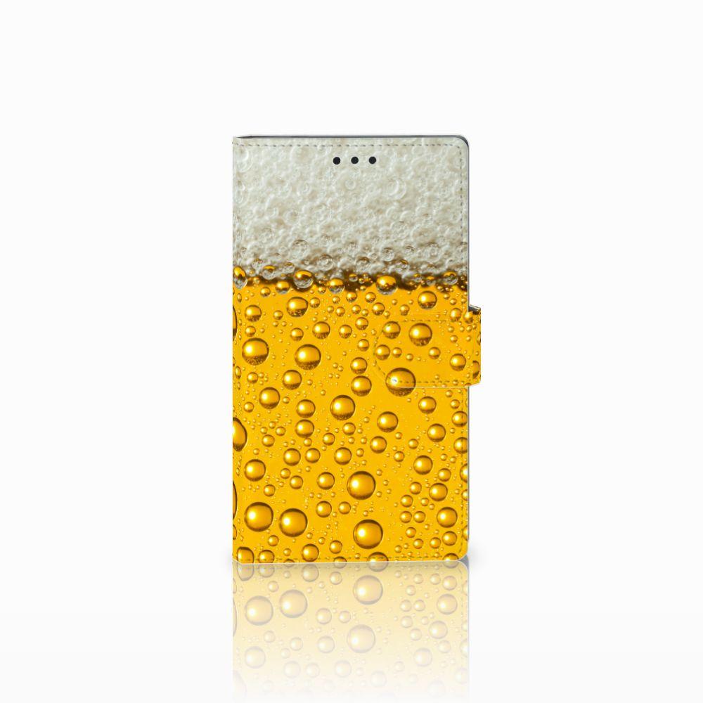 Sony Xperia L2 Uniek Boekhoesje Bier
