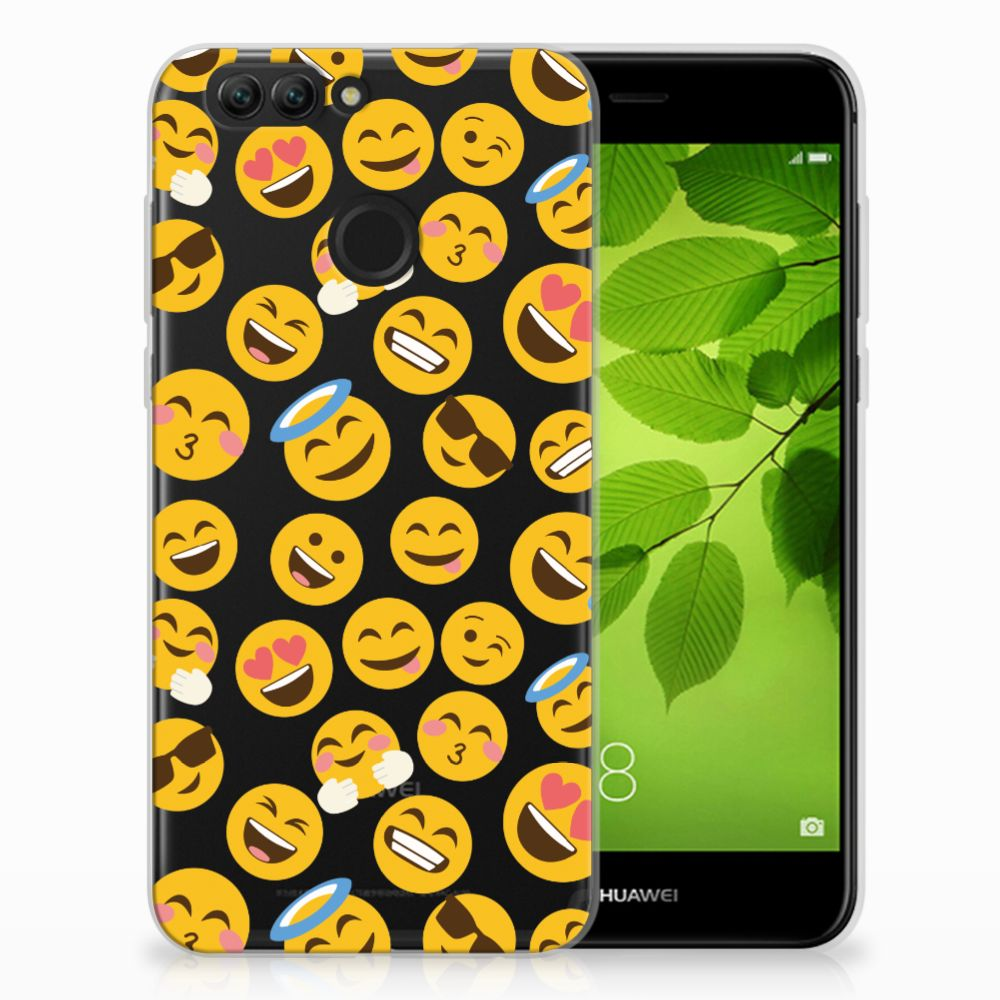 Huawei Nova 2 TPU bumper Emoji