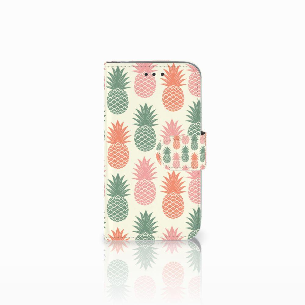Samsung Galaxy Core Prime Boekhoesje Design Ananas