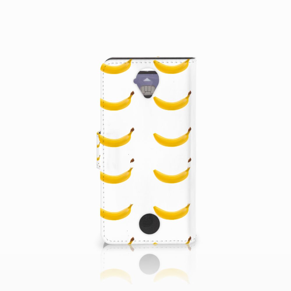 Acer Liquid Z330 Book Cover Banana