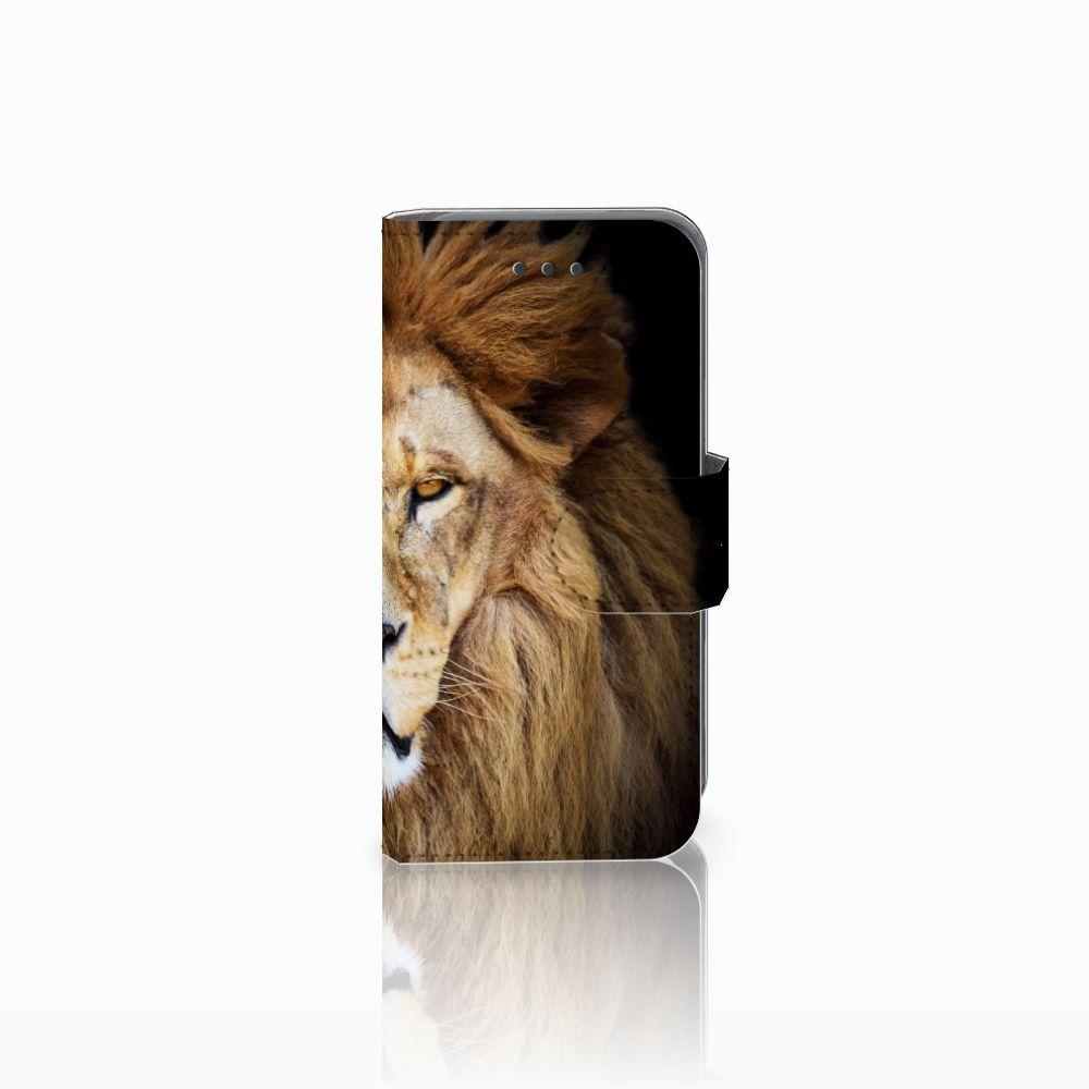 Apple iPod Touch 5 | 6 Boekhoesje Design Leeuw