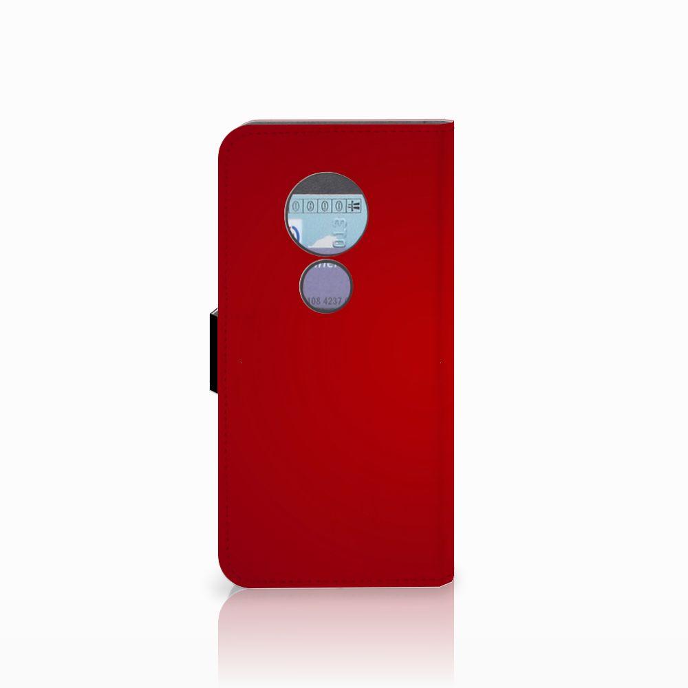 Motorola Moto G6 Play Wallet Case met Pasjes Liefde