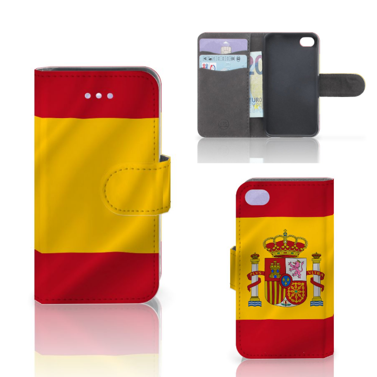 Apple iPhone 4 | 4S Bookstyle Case Spanje