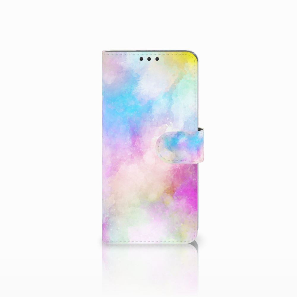 Sony Xperia Z5 Premium Uniek Boekhoesje Watercolor Light