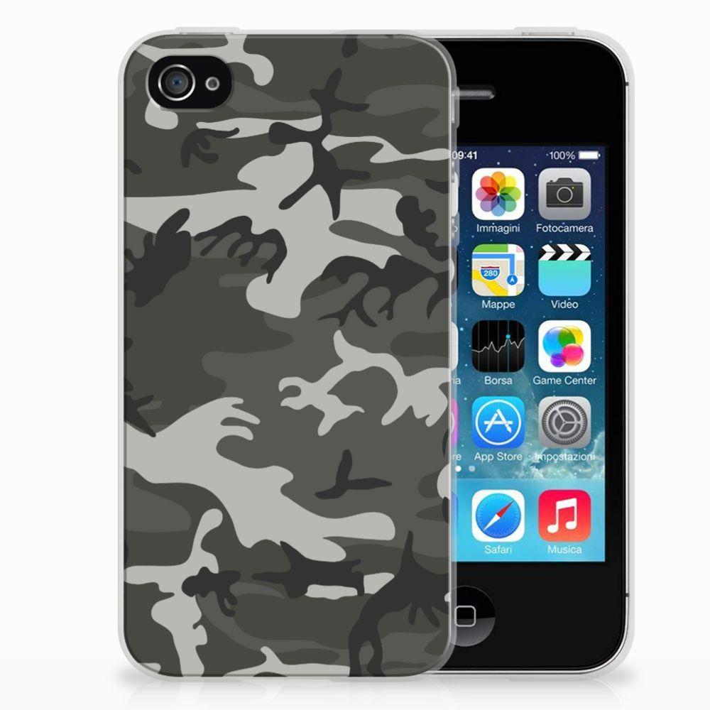Apple iPhone 4 | 4s TPU bumper Army Light