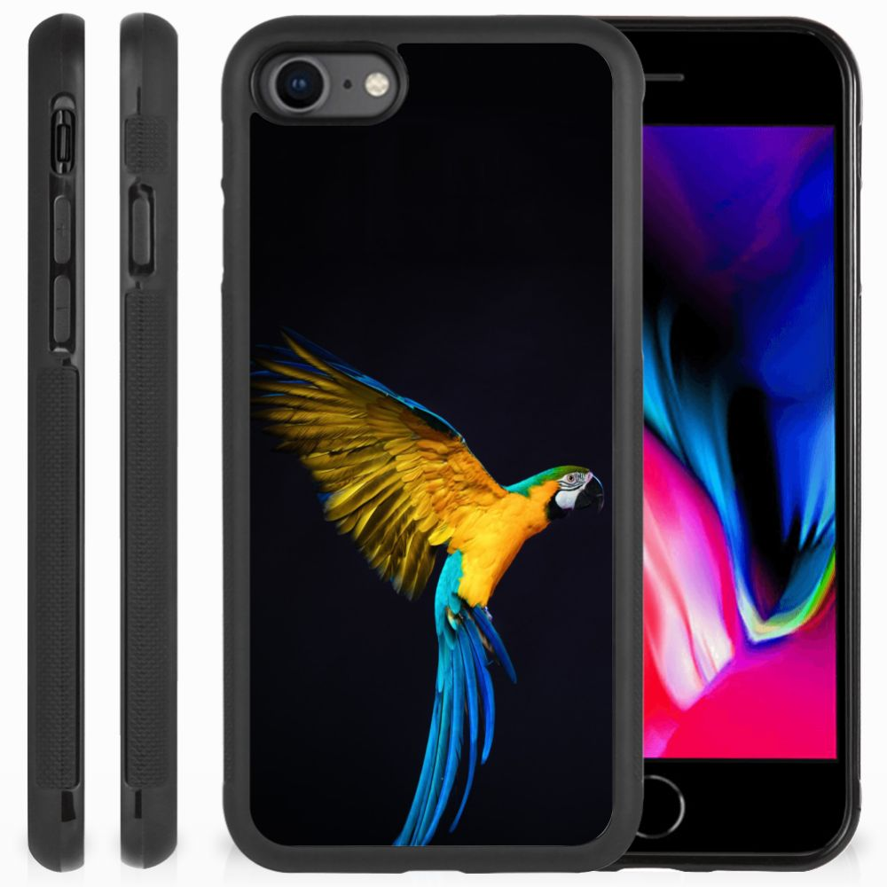 Apple iPhone 7 | 8 Back Cover Papegaai