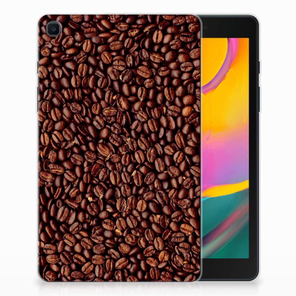 Samsung Galaxy Tab A 8.0 (2019) Tablet Cover Koffiebonen