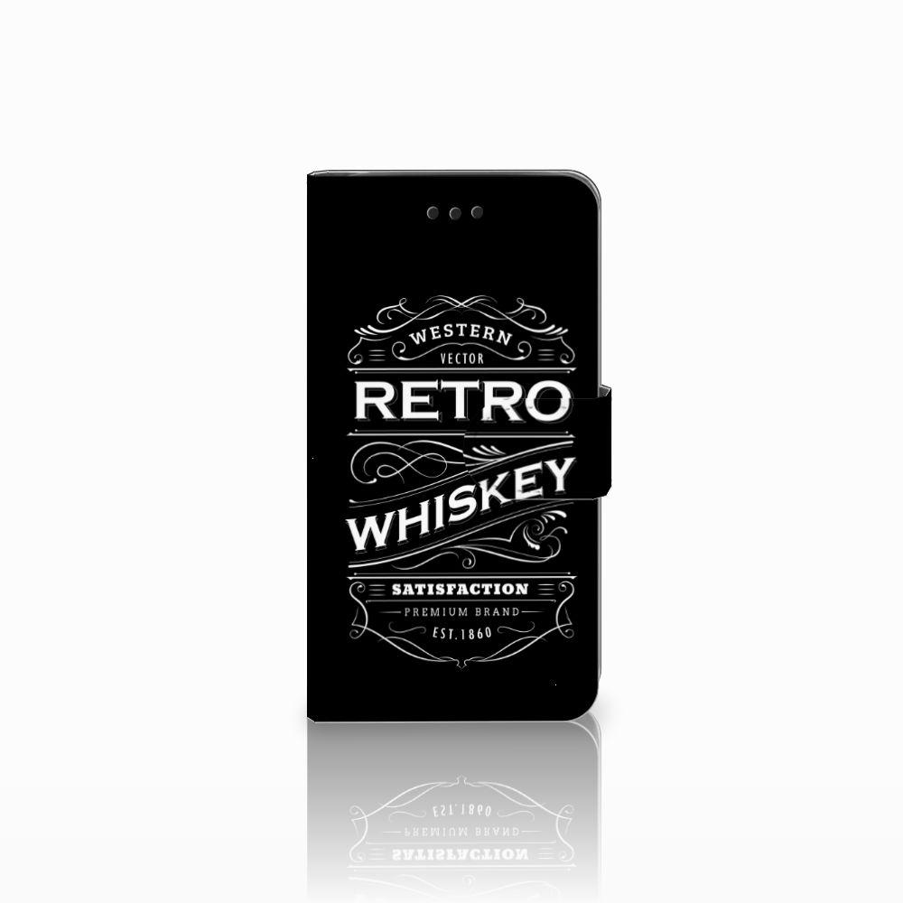 Samsung Galaxy J2 Pro 2018 Boekhoesje Design Whiskey