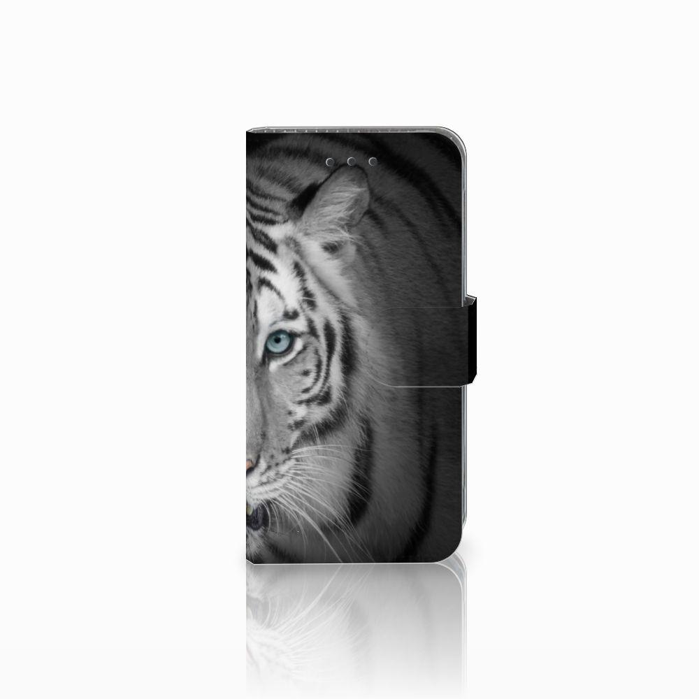 Samsung Galaxy J3 2016 Uniek Boekhoesje Tijger