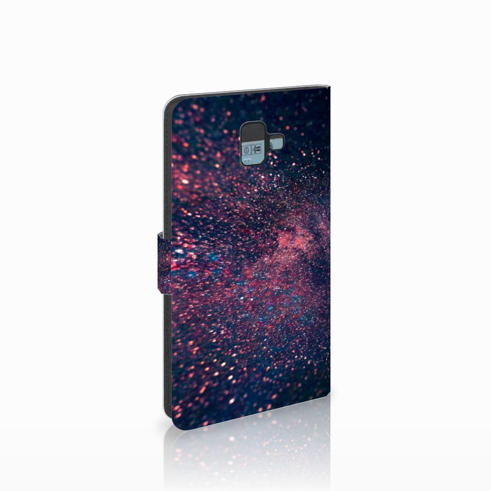 Samsung Galaxy J6 Plus (2018) Bookcase Stars
