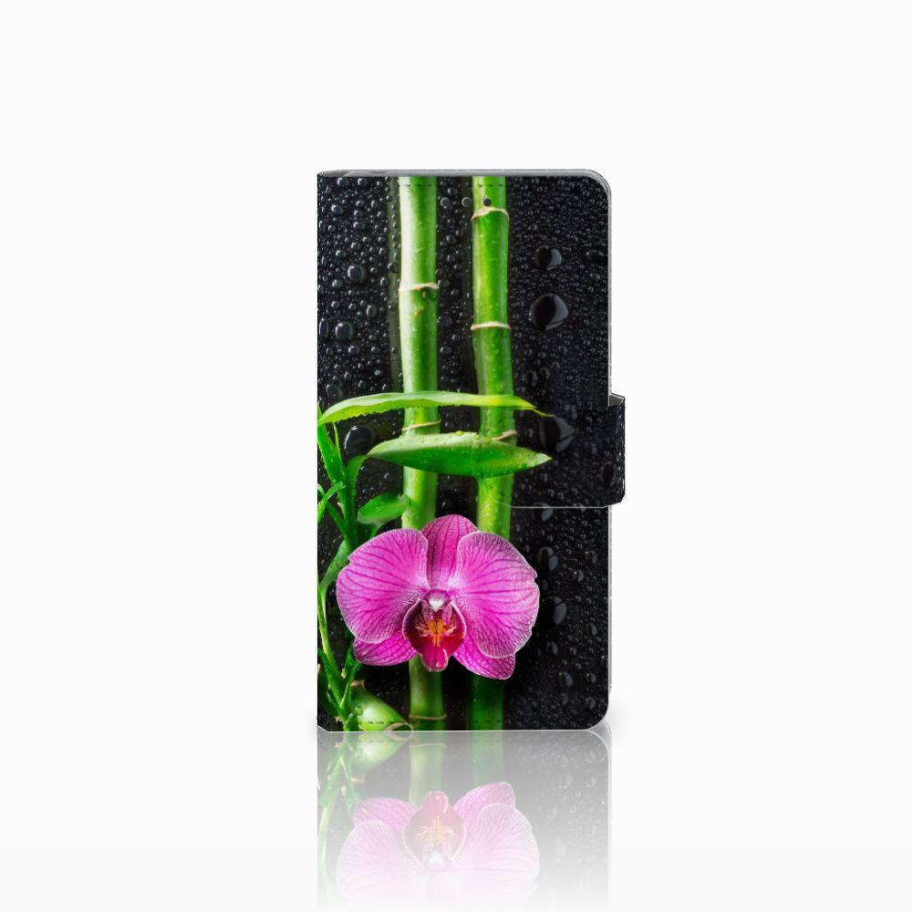 Sony Xperia Z Boekhoesje Design Orchidee