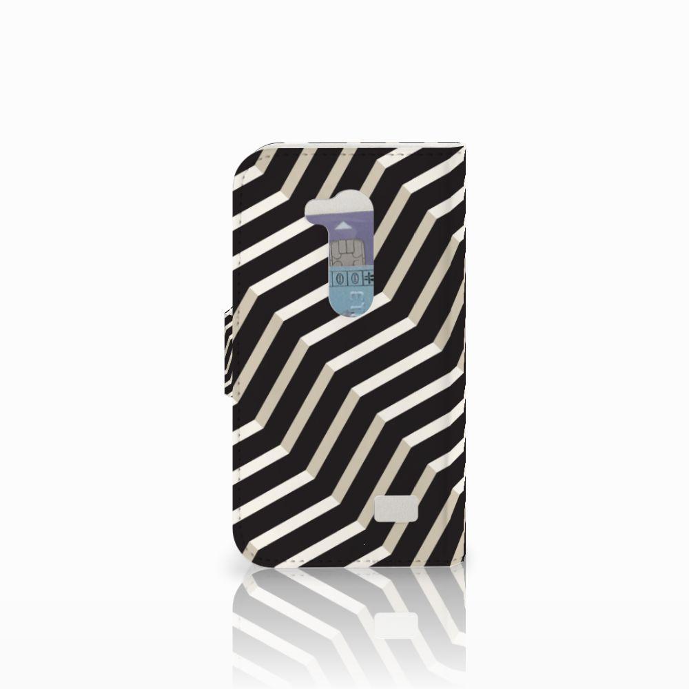 LG L Fino Bookcase Illusion