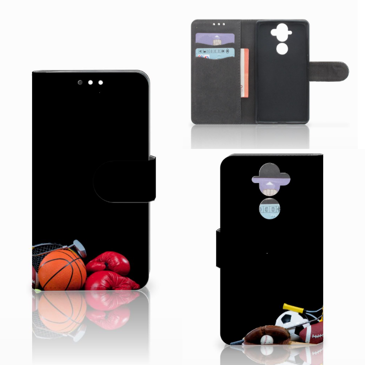 Nokia 8 Sirocco | Nokia 9 Boekhoesje Design Sports
