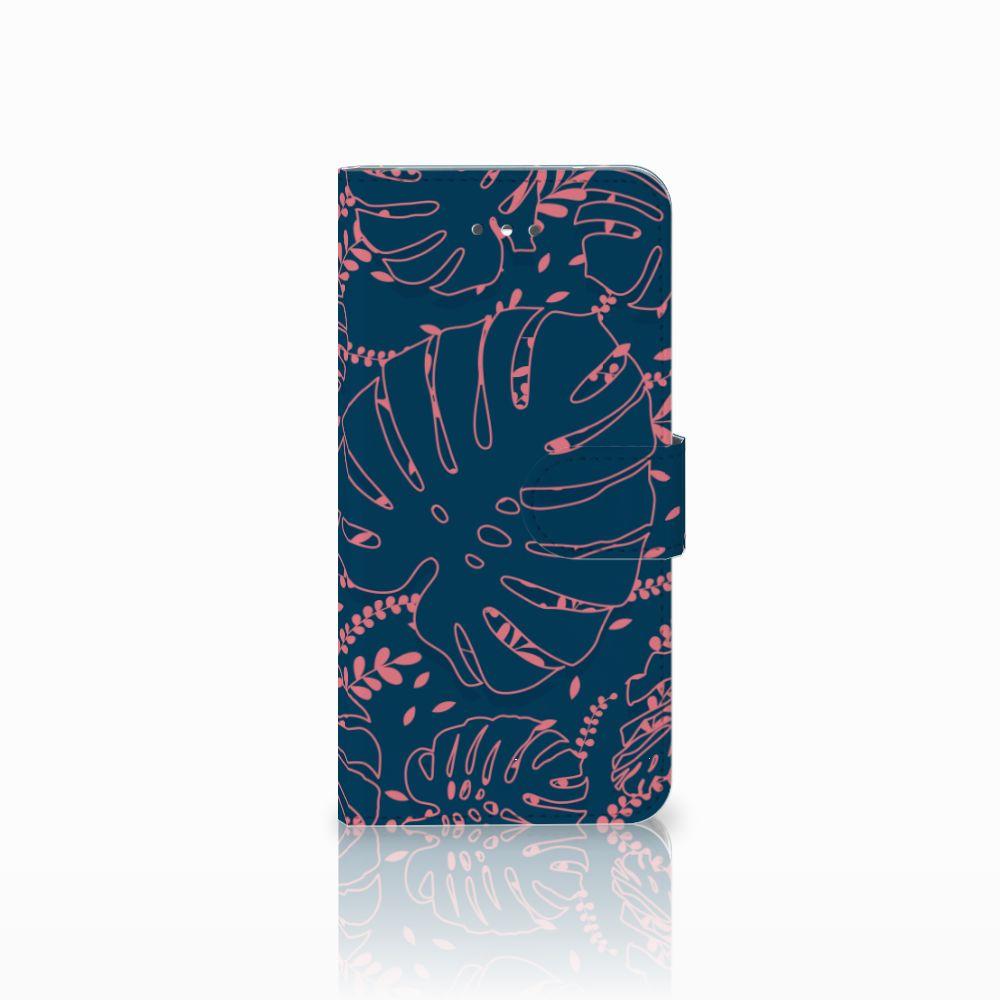 LG Nexus 5X Boekhoesje Design Palm Leaves