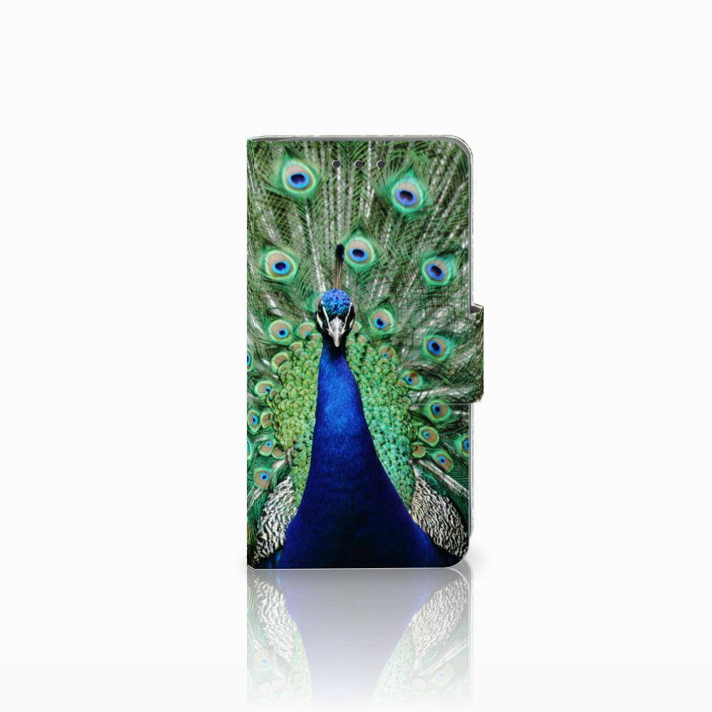 Samsung Galaxy A3 2015 Boekhoesje Design Pauw