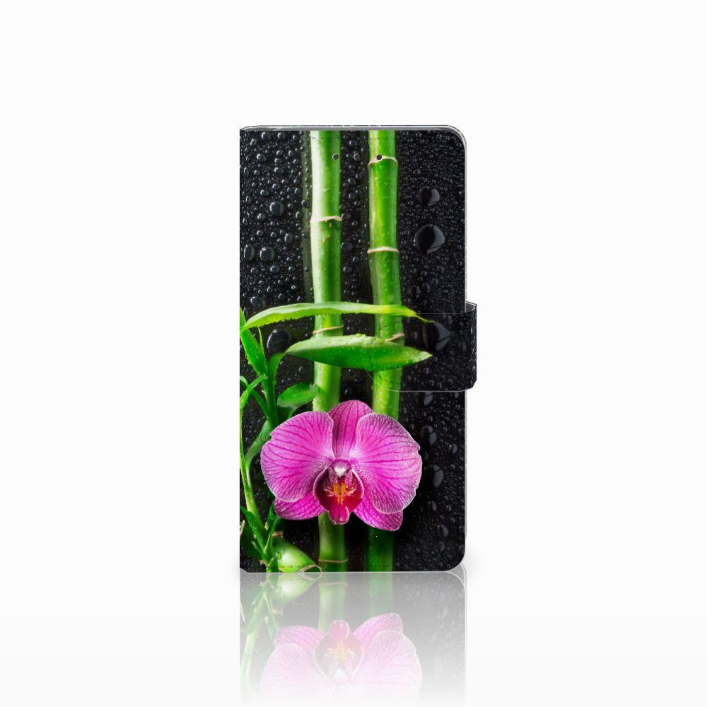 Samsung Galaxy Grand Prime | Grand Prime VE G531F Boekhoesje Design Orchidee