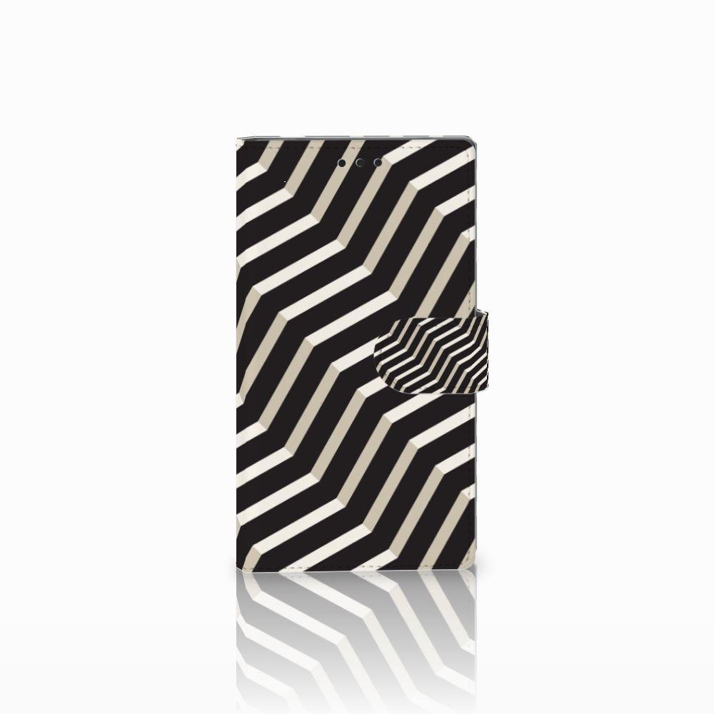 Sony Xperia L2 Boekhoesje Design Illusion