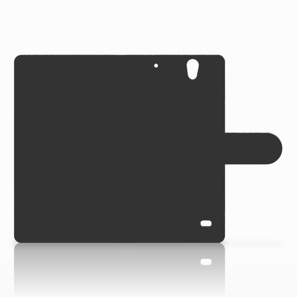 Sony Xperia C4 Boekhoesje Design Pauw