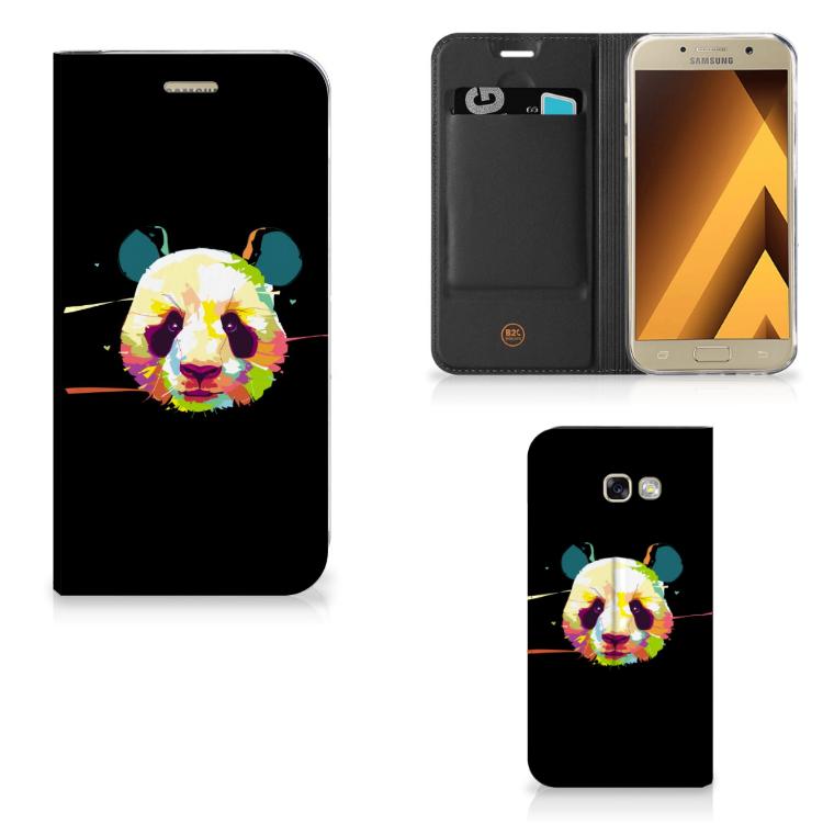 Samsung Galaxy A5 2017 Magnet Case Panda Color