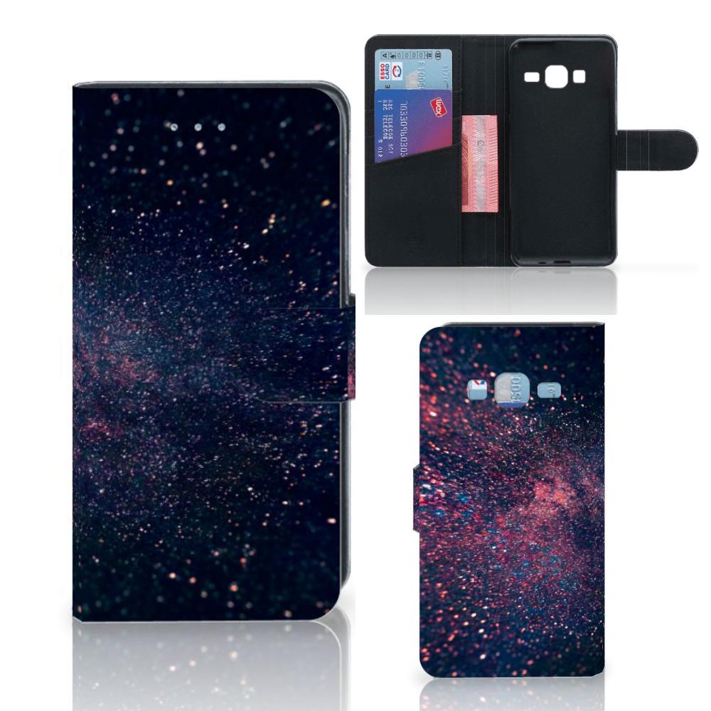Samsung Galaxy J3 2016 Bookcase Stars