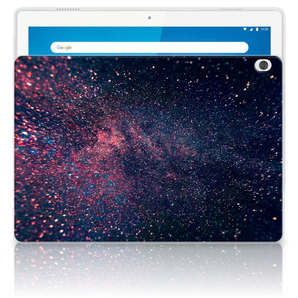 Lenovo Tab M10 Back Cover Stars