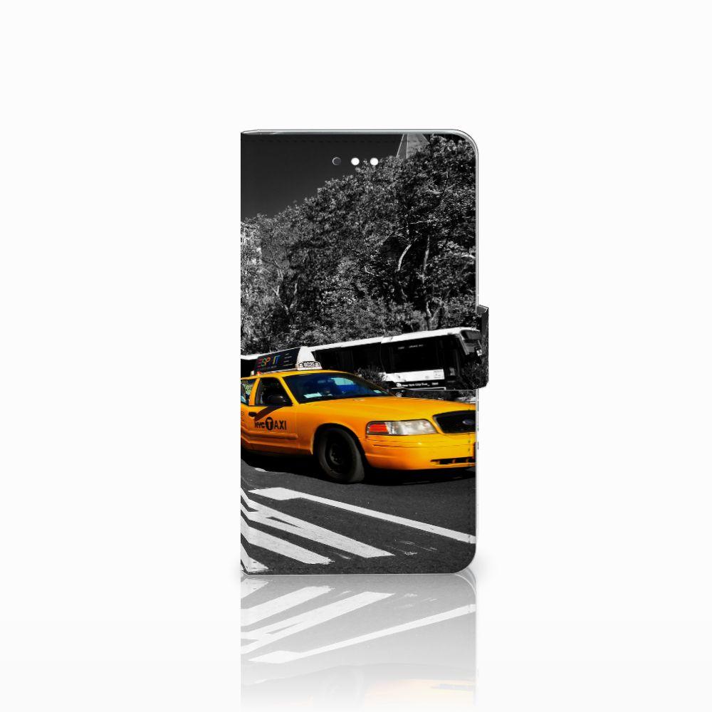 Huawei Ascend G7 Boekhoesje Design New York Taxi