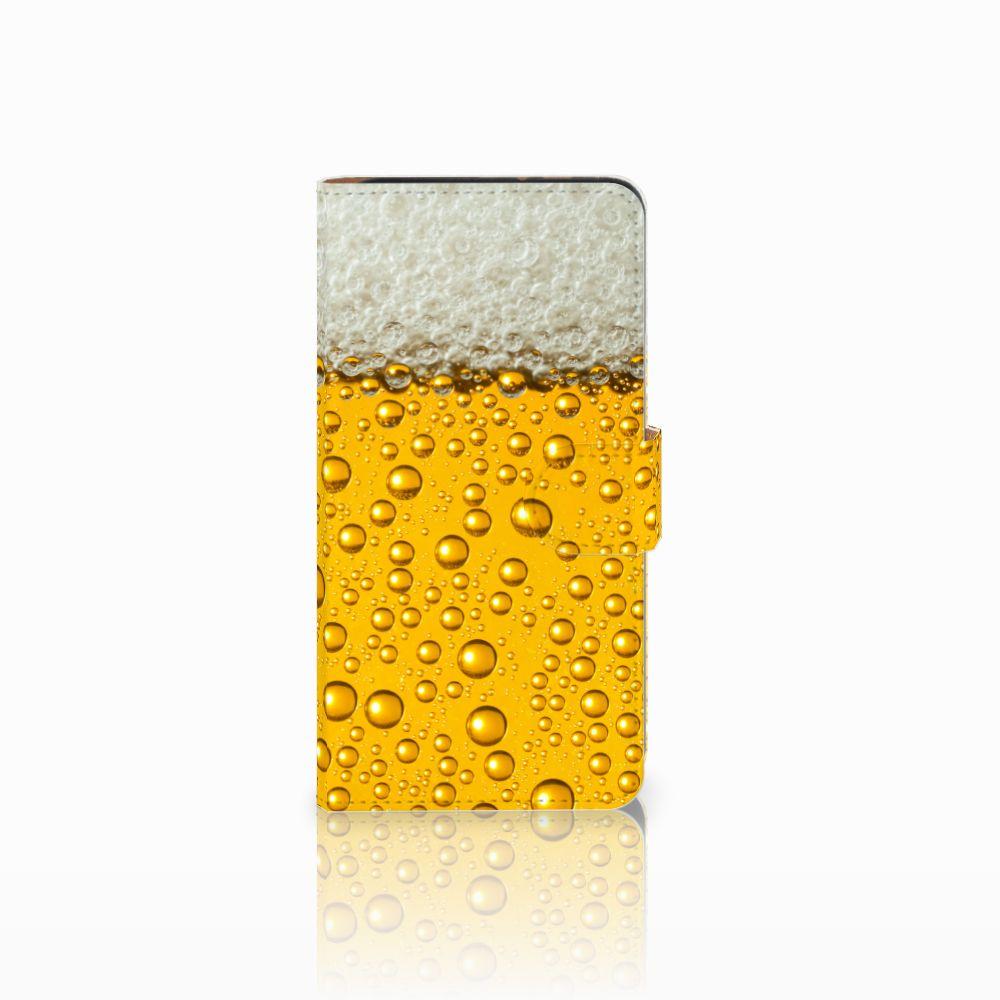Wiko Lenny 3 Uniek Boekhoesje Bier