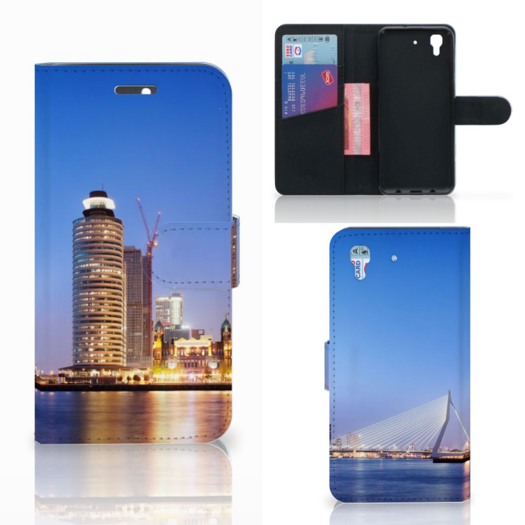 Honor 4A | Y6 Flip Cover Rotterdam