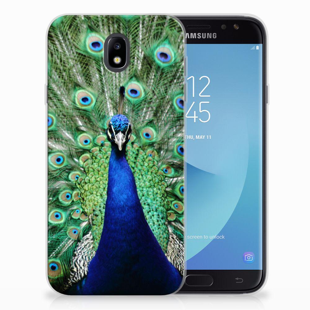 Samsung Galaxy J7 2017 | J7 Pro TPU Hoesje Pauw