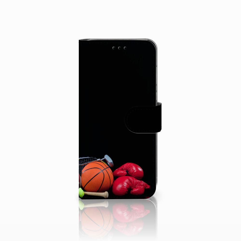 Huawei P20 Lite Boekhoesje Design Sports